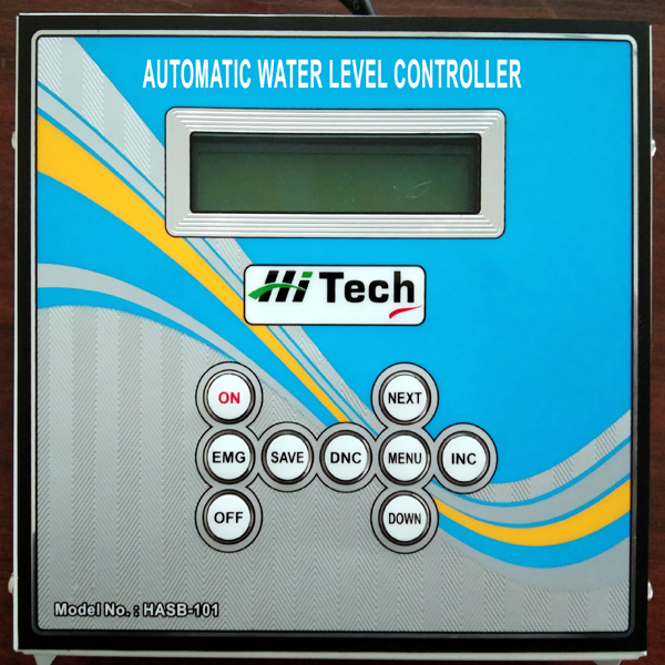 WATER LEVEL CONTROLLER –MOTOR OFF